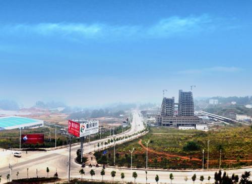 江西奉新工业园区