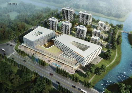 江西婺源工业园区