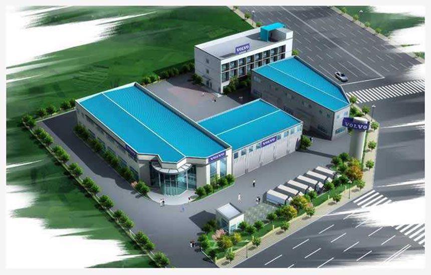华城电线电缆产业园