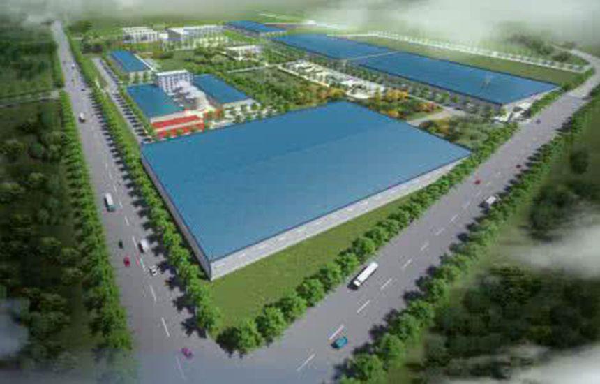 广东中山市万亩工业区