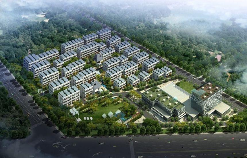 广东湛江霞山区华港工业小区
