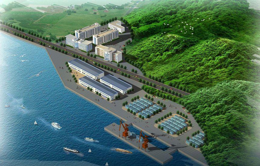 立沙岛精细化工园