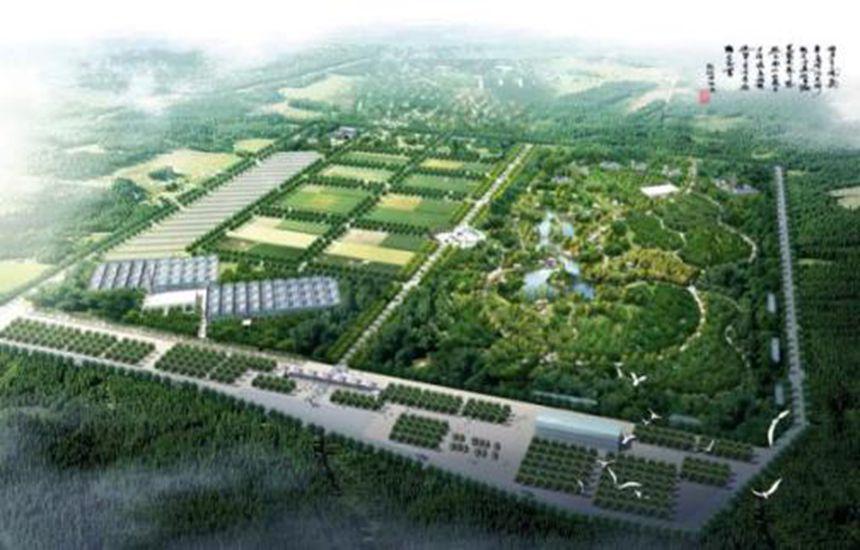 江西全南工业园区