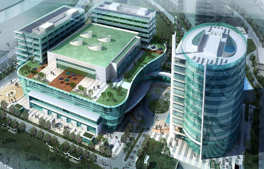 江西南城工业园区