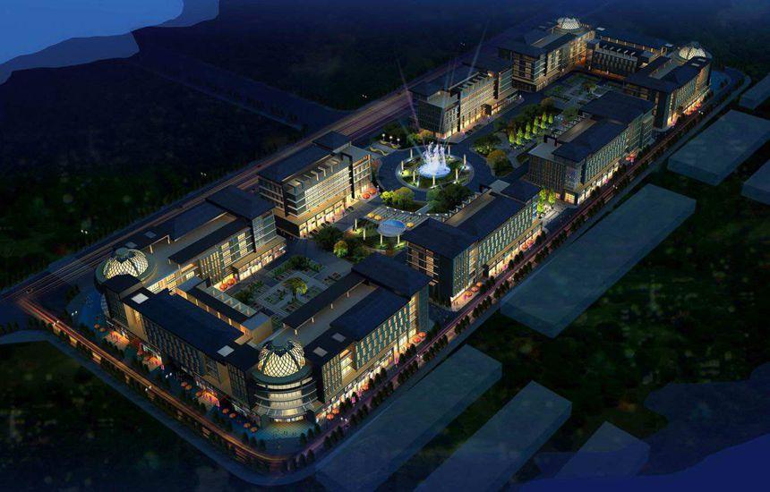 甘肃平凉工业园区
