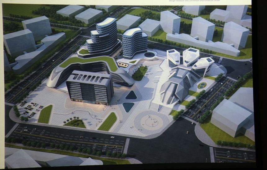 云南丘北工业园区
