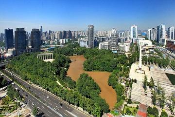 贵港国家生态工业示范园区
