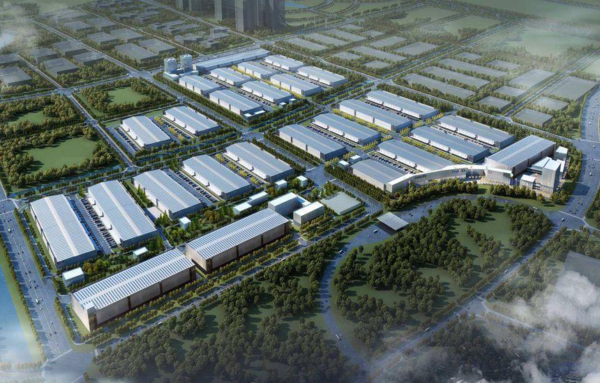 天津开发区现代产业区