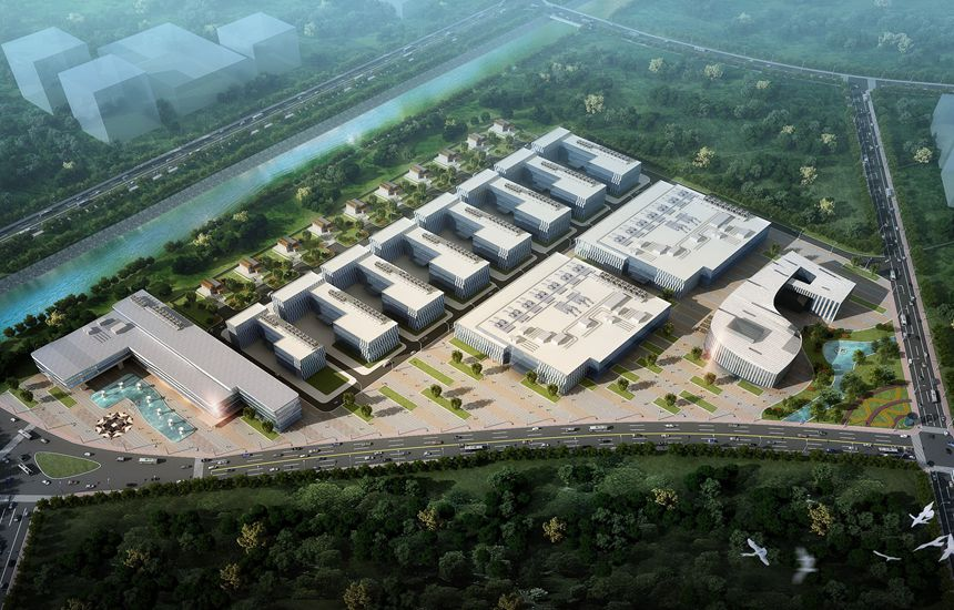 天津大港石化产业园区