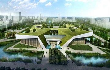 湖南岳阳县生态工业园