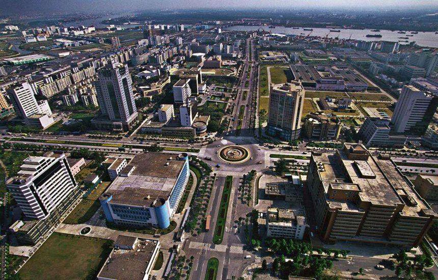 新化经济开发区