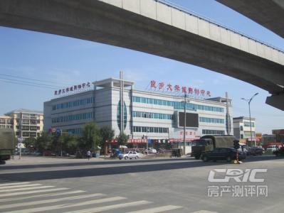 北京良乡高教园区