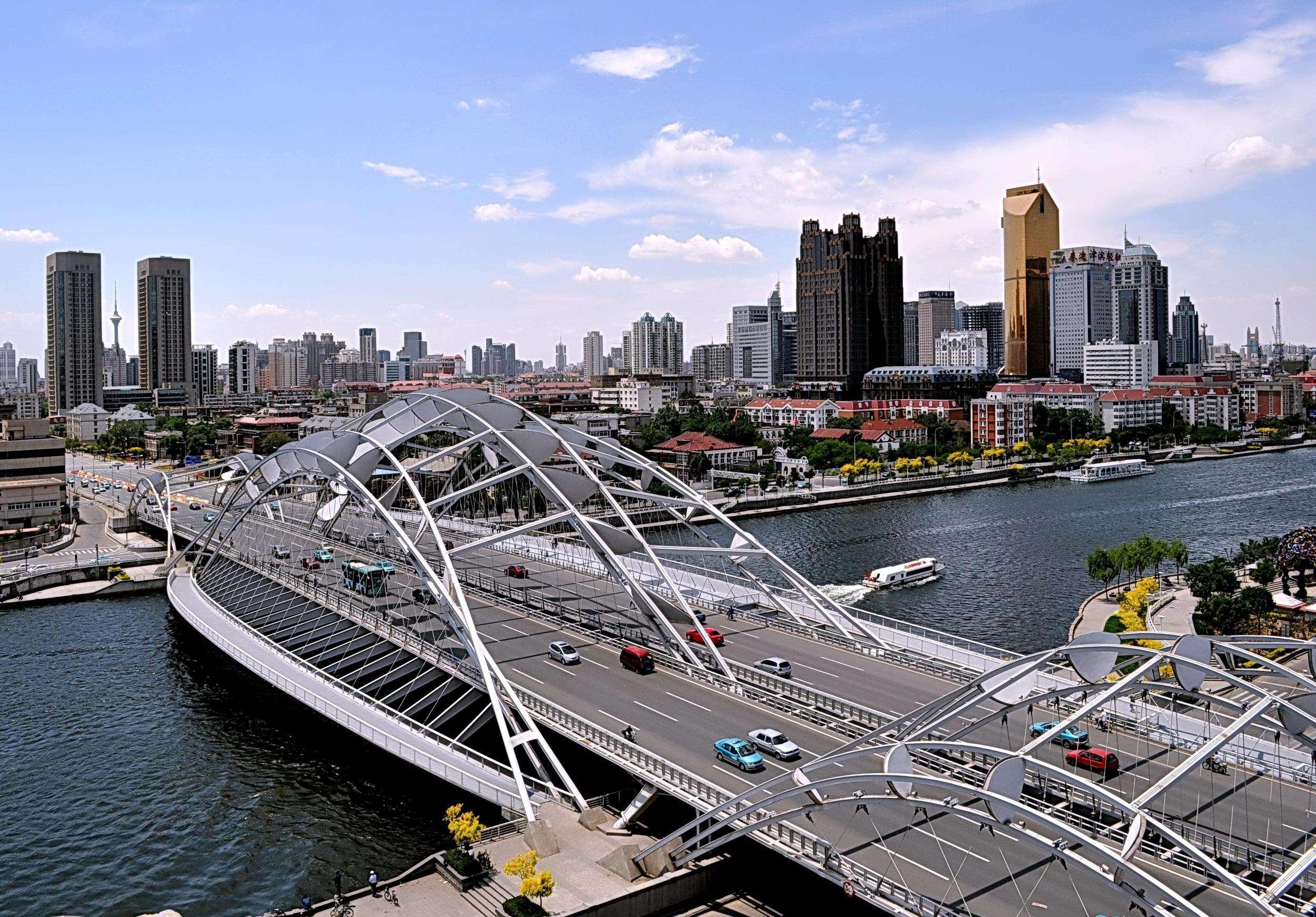 天津滨海新区综合保税区
