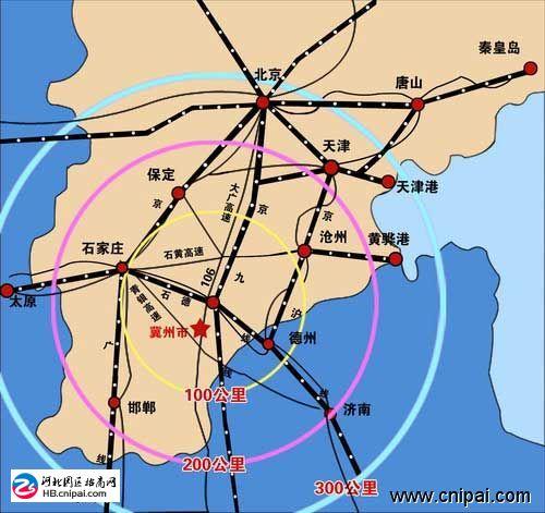 河北冀州高新技术产业开发区