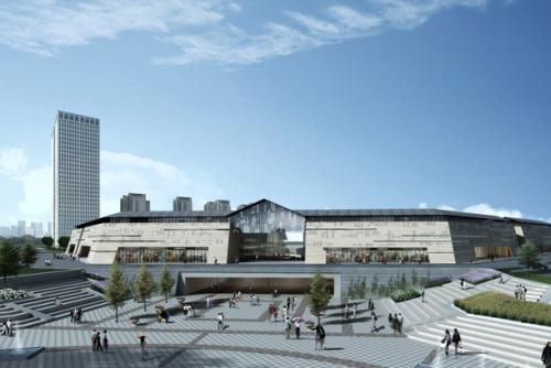 临汾文化产业园