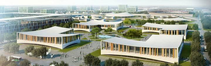 山西甘净科技产业园