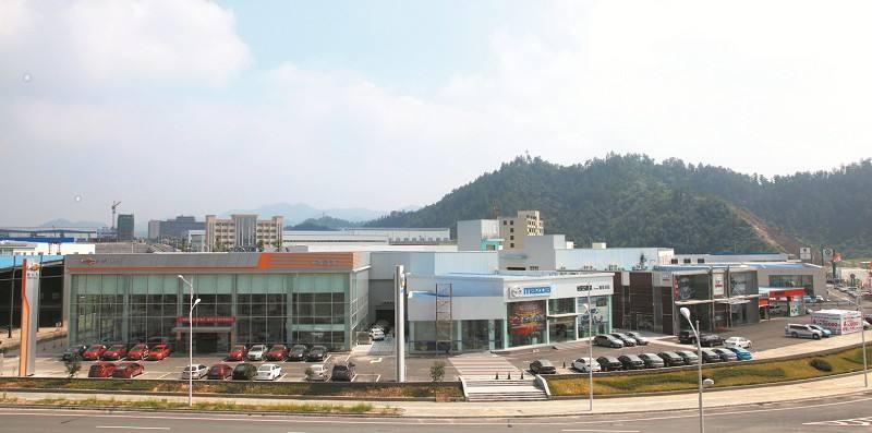 岢岚县经济技术园区