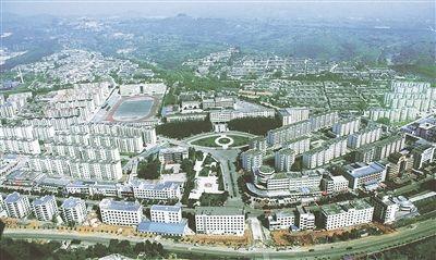 阳泉市郊区白泉工业园区