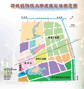 山西运城经济开发区