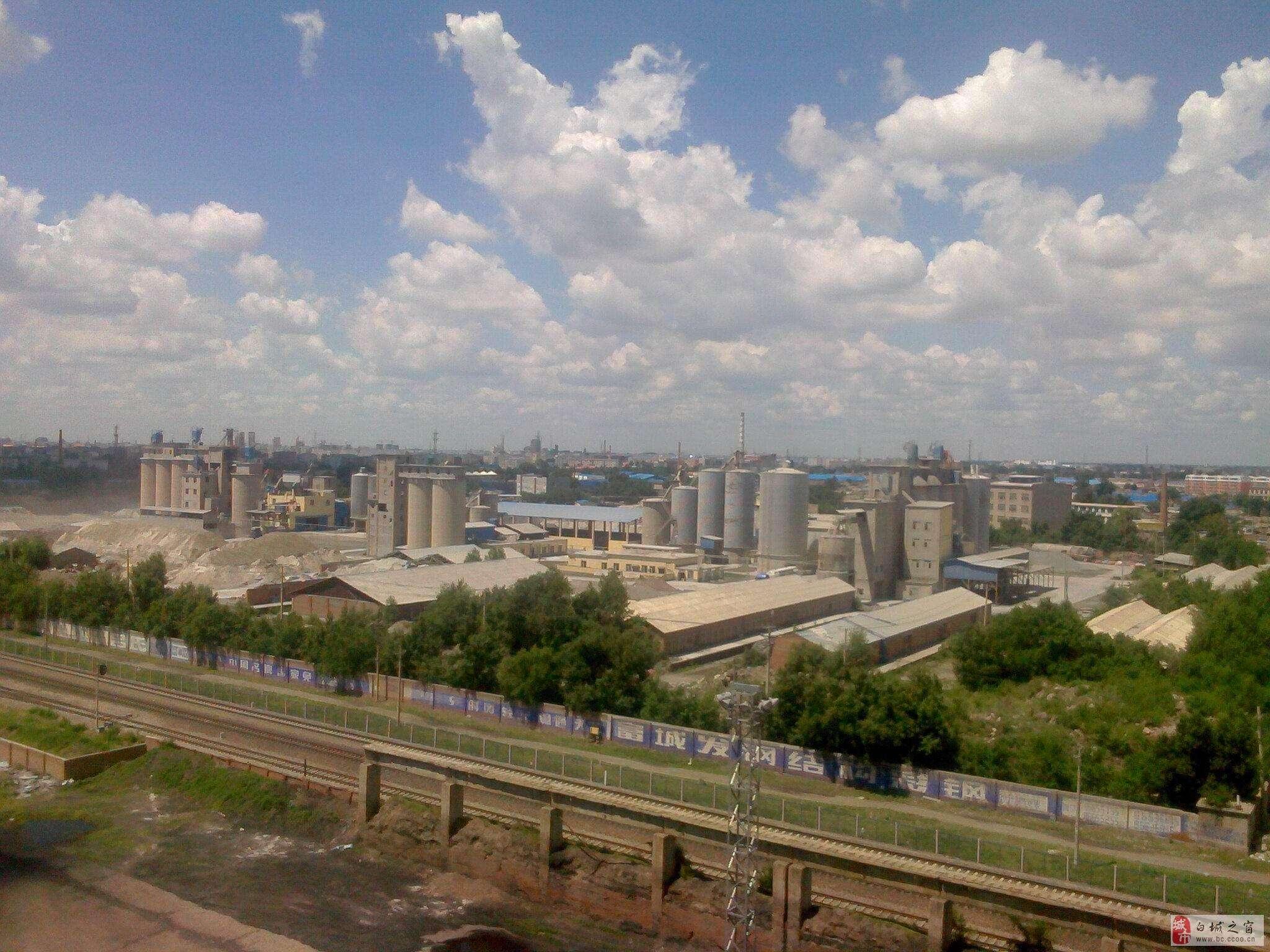 吉林白城经济开发区