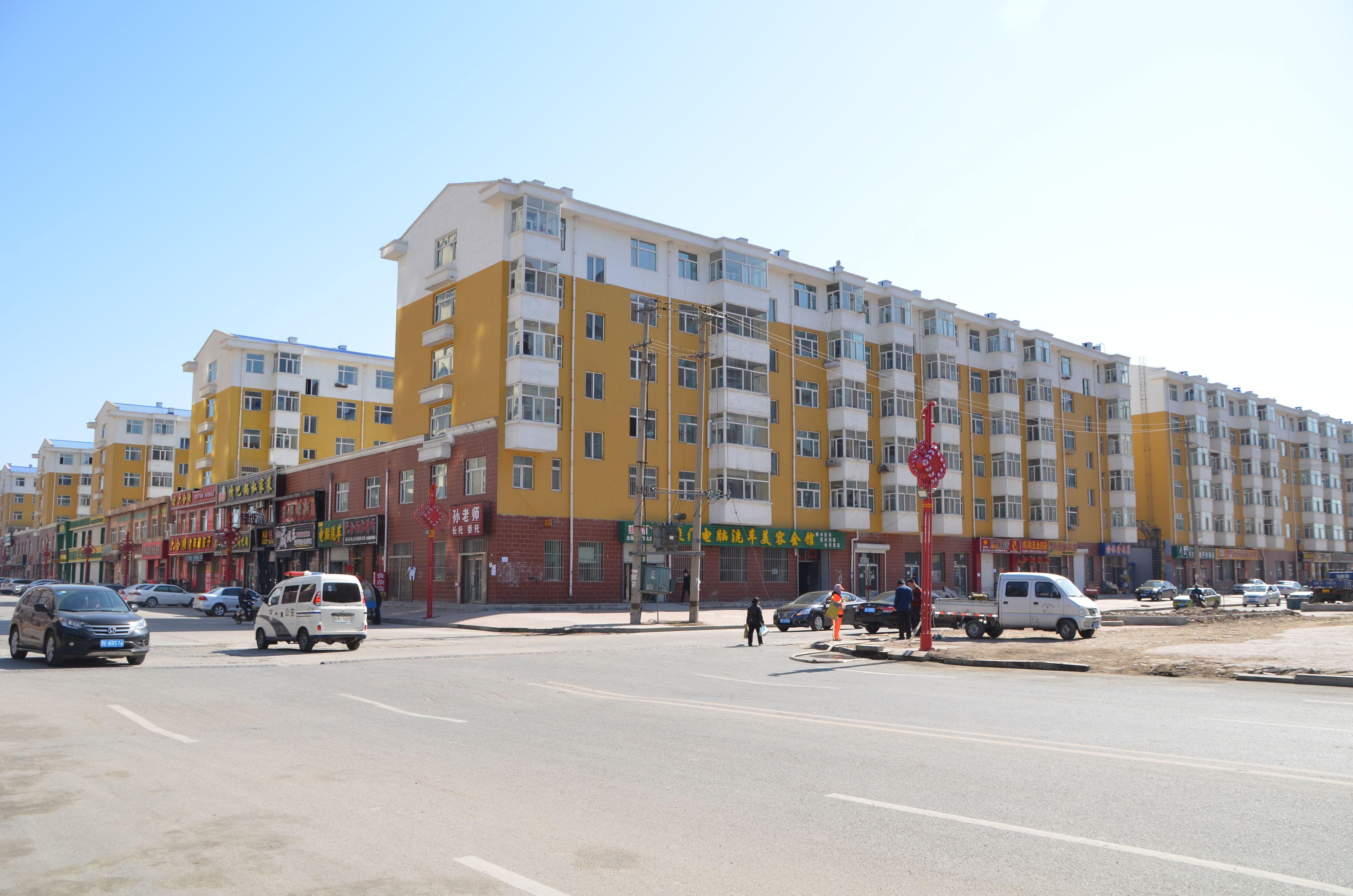 黑龙江安达经济开发区