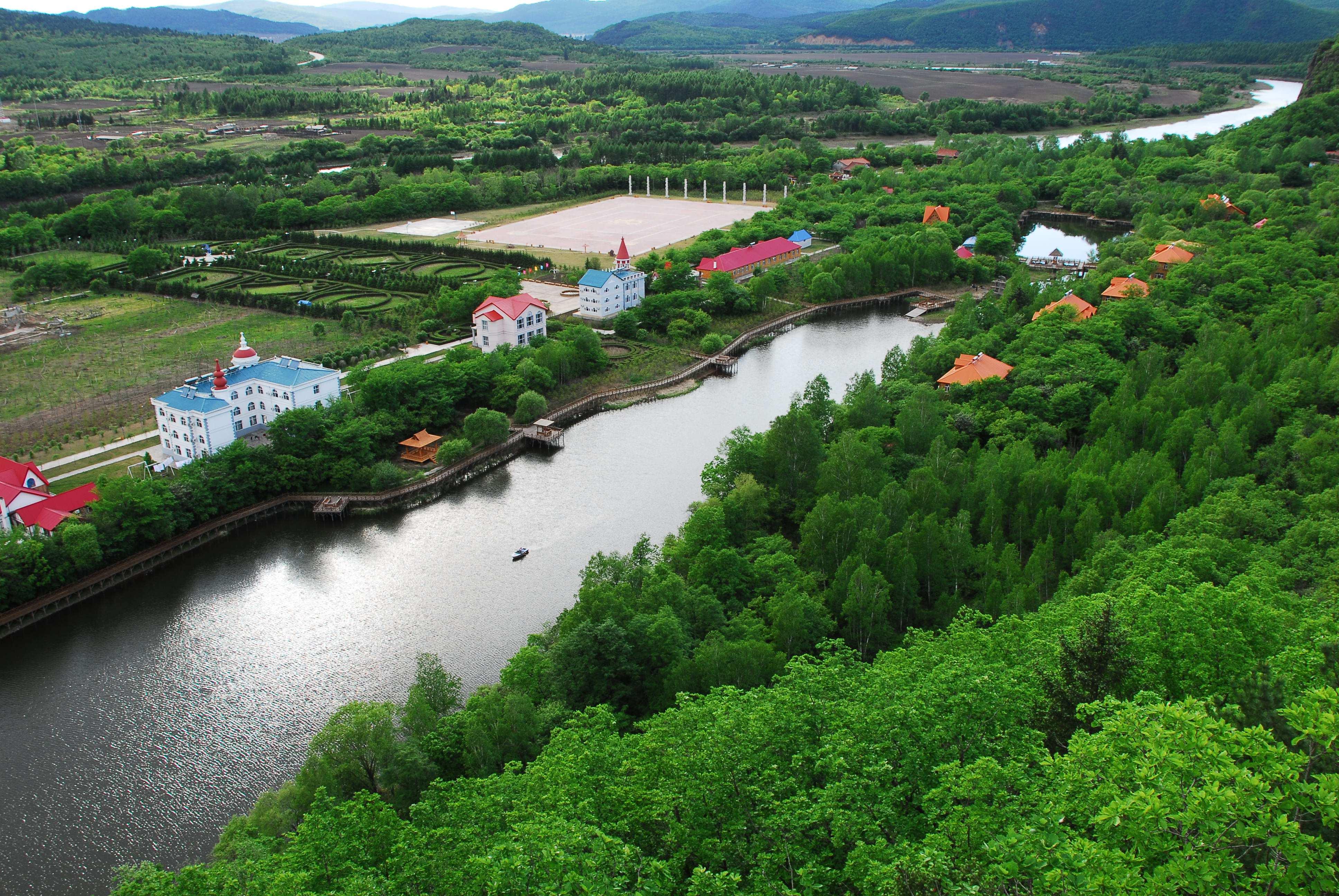黑龙江西林经济开发区