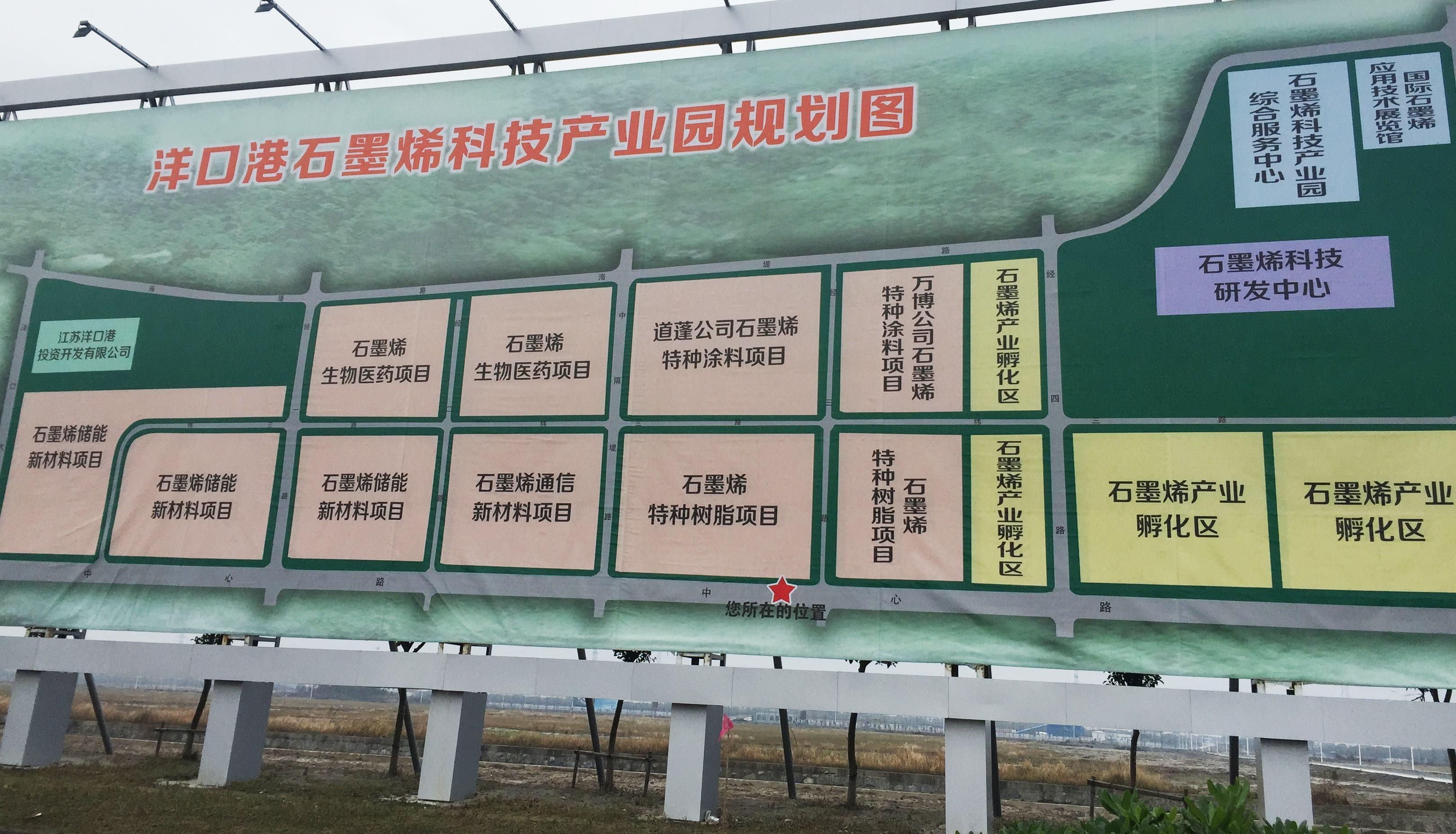 江苏如东洋口港经济开发区