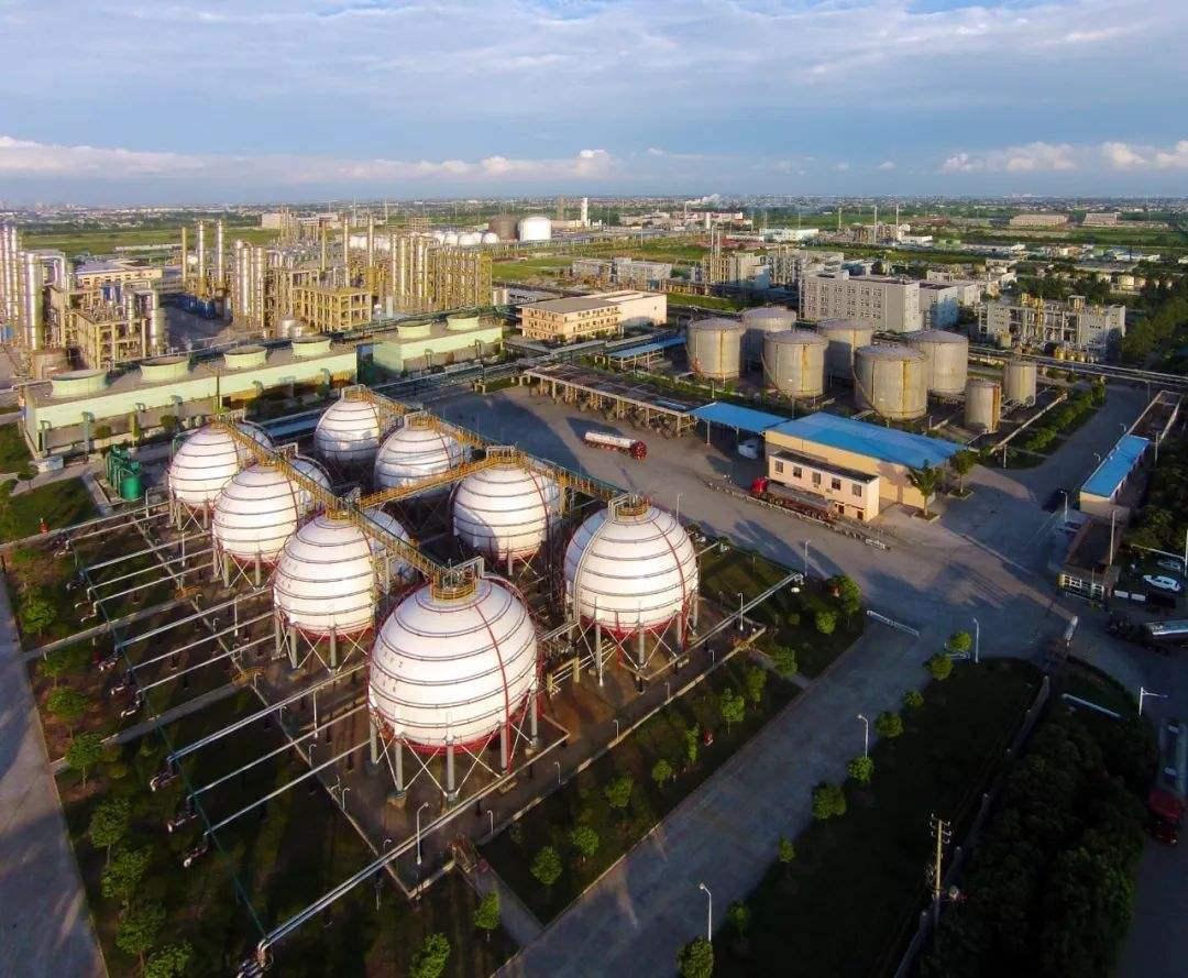 泰兴市城东工业园区