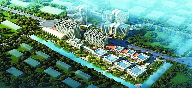 义乌信息光电高新技术产业园区