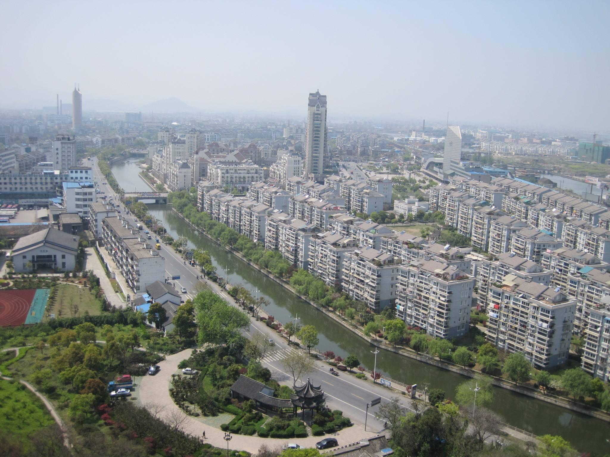 浙江绍兴滨海工业园区