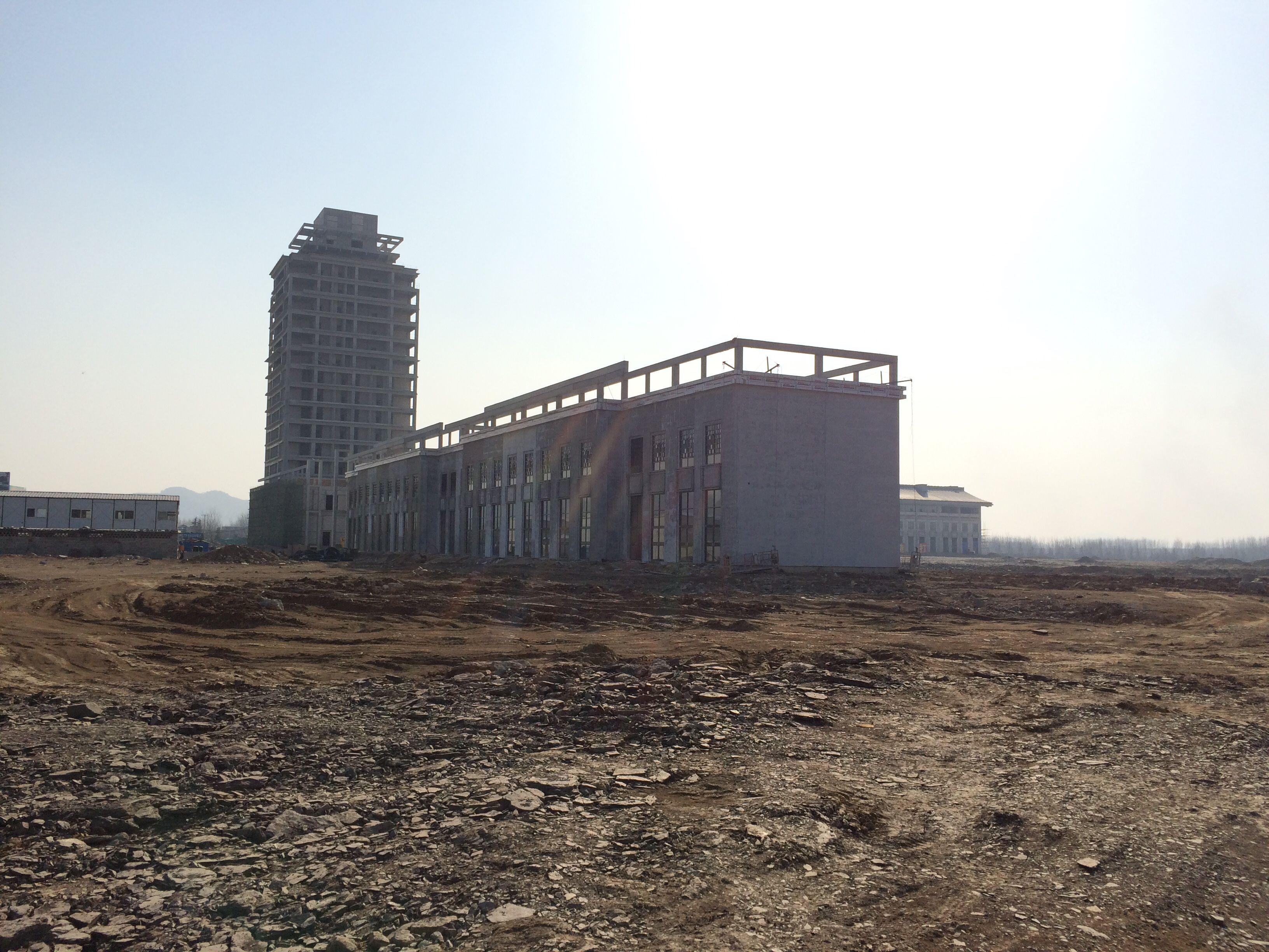 山东沂南经济开发区