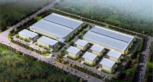 淄博卫康医疗产业园