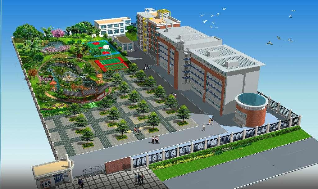 范县濮城镇工业园区