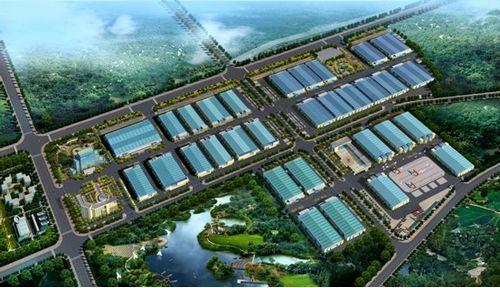 义马市产业集聚区