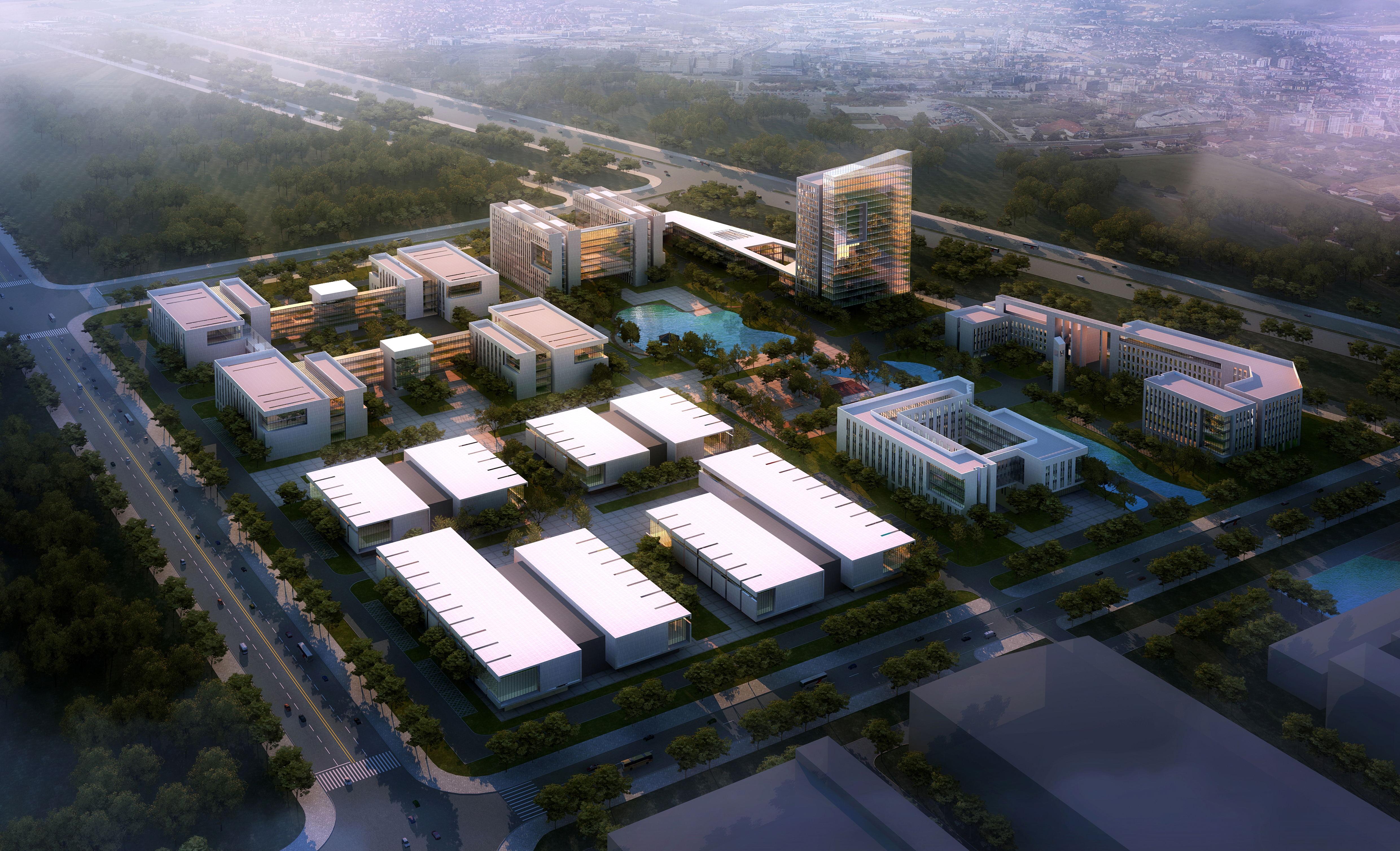商丘万华科技产业园
