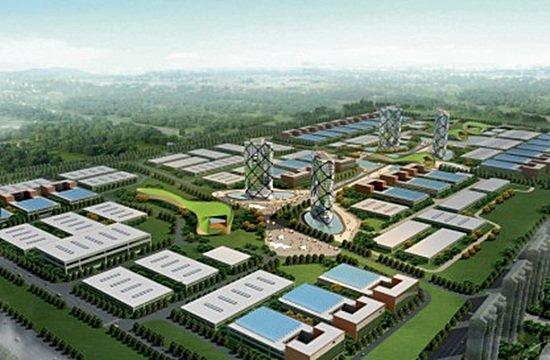 信阳市明港产业集聚区