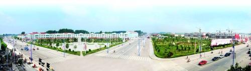 鹿邑县产业集聚区