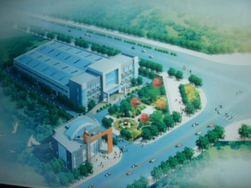 潜江市园林科技工业园