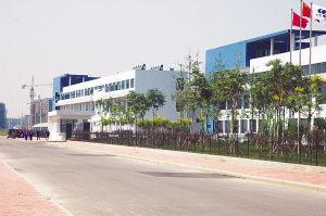 柳林全力工业园