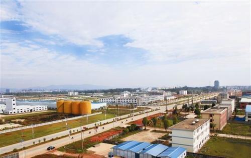 平南县工业园