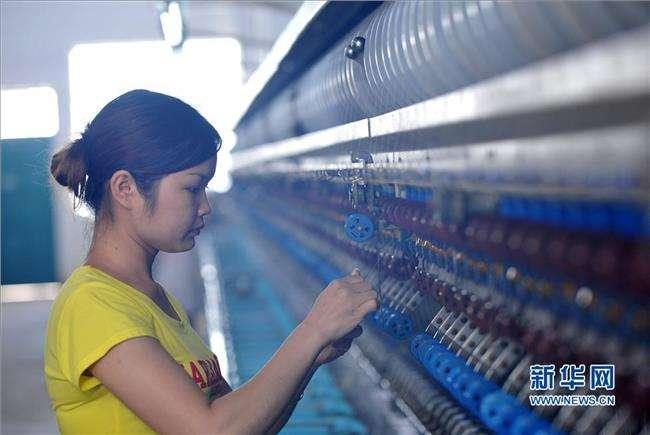 宜州明华茧丝绸产业孵化器