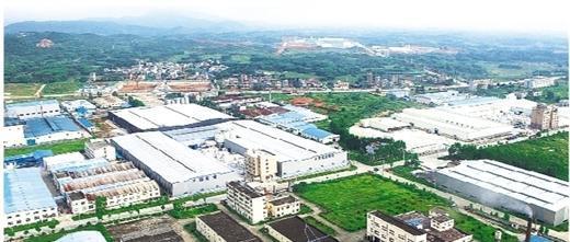 贺州市钟山工业园区