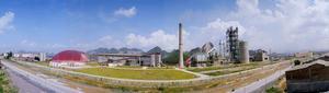广西北流日用陶瓷工业园区