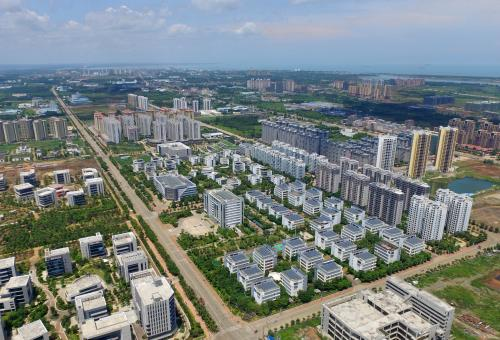 海南老城经济开发区