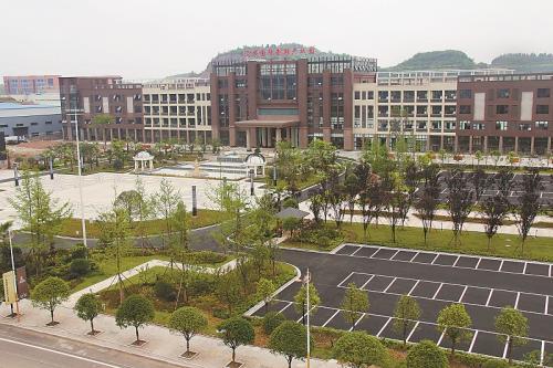 四川安岳经济开发区