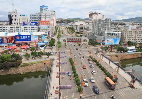 云南楚雄经济开发区