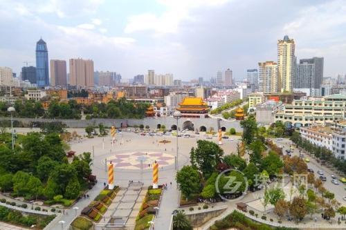 云南个旧特色工业园区