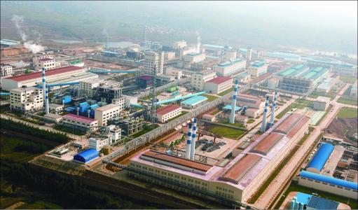 云南马龙工业园区