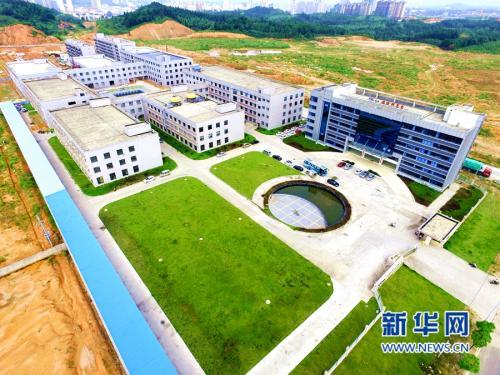 云南大关工业园区