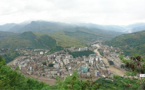 云南彝良工业园区